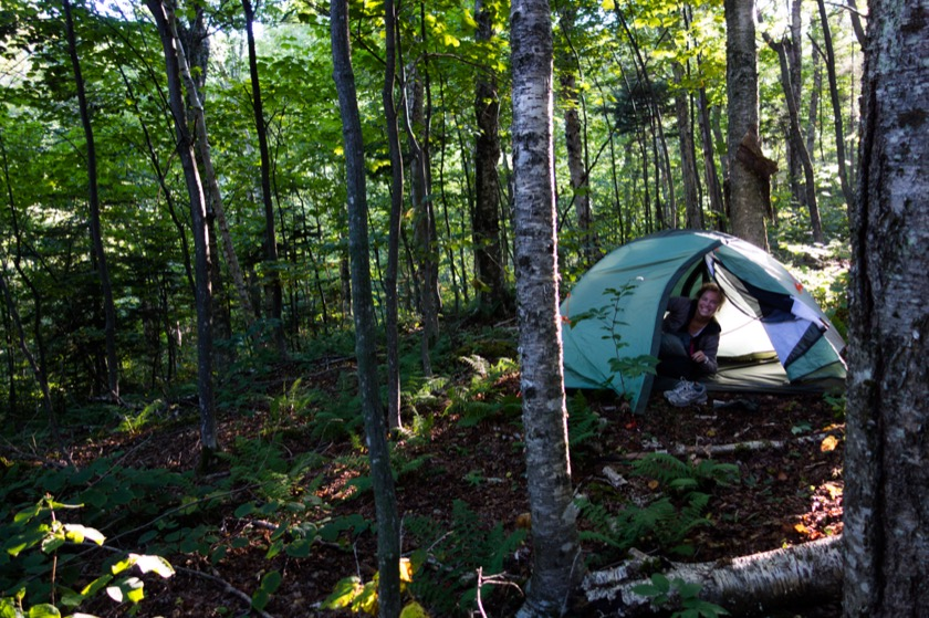 Camping in New Hampshire