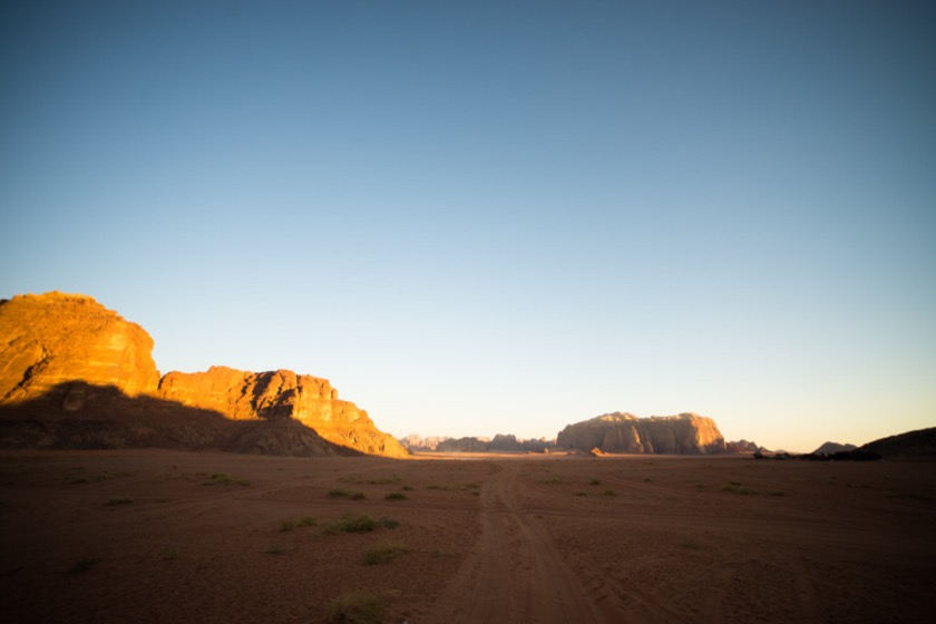 Wadi Rum is one of the most beautiful places I've ever seen