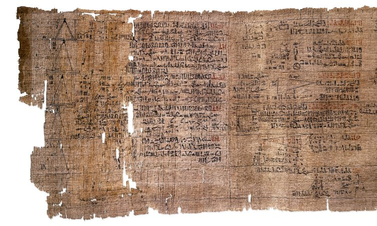 ahmes papyrus