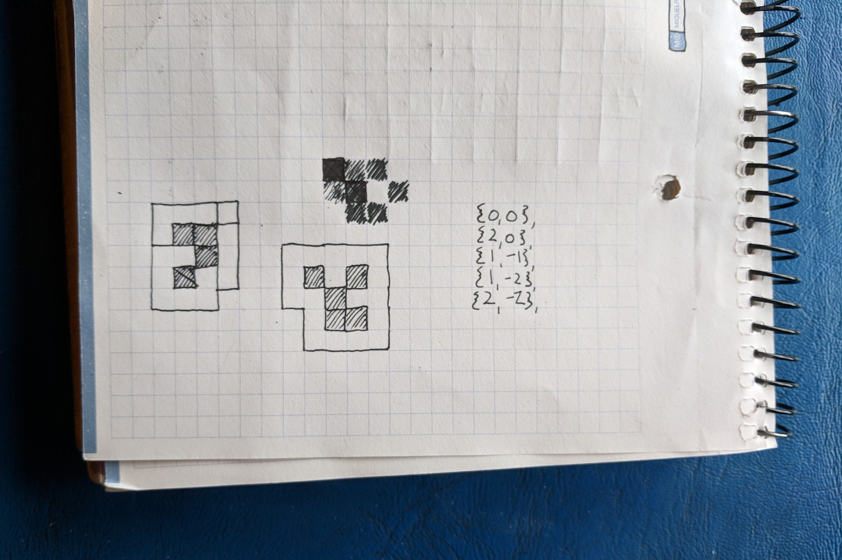 Drawing out Conway's Game of Life