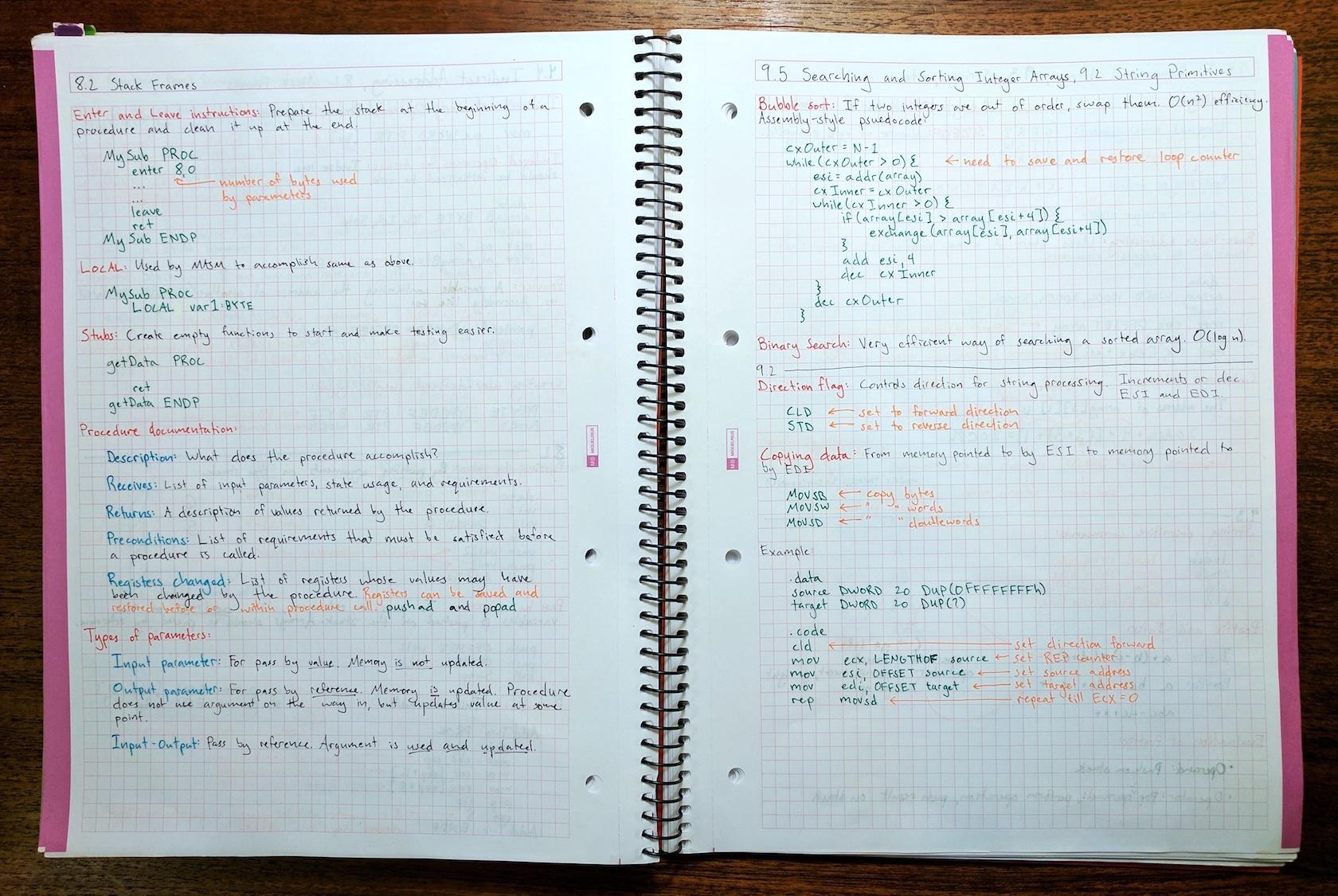 Class Report: Assembly Language (CS 271) – Alex Johnson